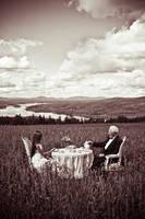 A Fine Day For A Tea-Party II by LVSkoglund