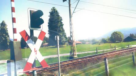 Alpine Railway by Madnessy11