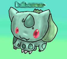 Bulbasaur by Chaomaster1