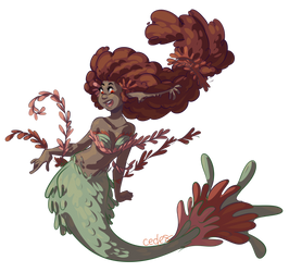 woah look, she's underwater by lovebby