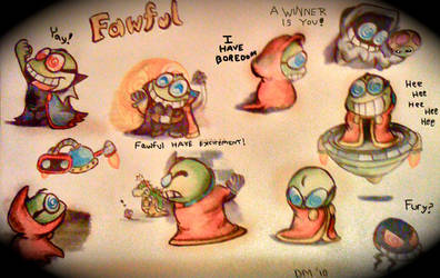 This page have Fawful by Smohbitz