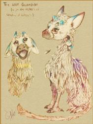 Trico-The Last Guardian Concept Art by Smohbitz
