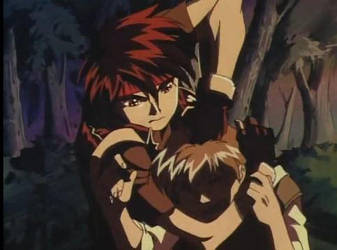 orphen and majic by mandychan00