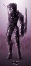 Dead Space Criterion Suit by Mark-MrHiDE-Patten