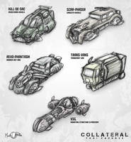 Collateral, Vehicle Thumbnails by Mark-MrHiDE-Patten