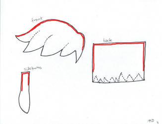 Toon Link pattern 2 by Sakura-chan4100