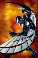 Darkhawk - Revised by MarcBourcier