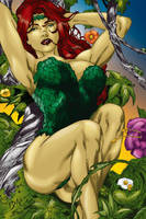 Poison Ivy Revisited by MarcBourcier