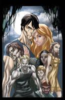 True Blood Cover by MarcBourcier