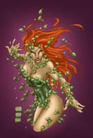 Turner Poison Ivy by MarcBourcier