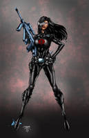 Baroness by MarcBourcier