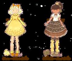 [CLOSED Adoptables] Lolita Leftovers by LiloLilosa