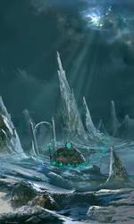 Snow scene 02 by noahkh