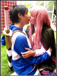 ZnT: Saito and Louise by LeleMJ