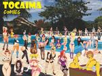 Tocaima Girls 3 by tocaimacomics