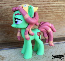 Commission-MLP Figure, Tree Hugger by LostInTheTrees
