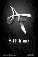 All Fitness Brochure - front by kcmoney13