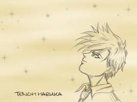 Tenoh Haruka by wampir00