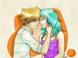 Kiss me by wampir00