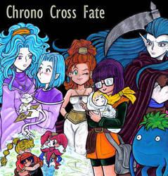 ChronoCross Fate ID Entry by CaribbeanBlue