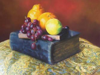 Tangy Still Life by artstruggle
