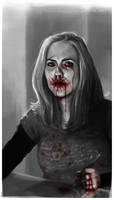 My Bloody Self by lolila