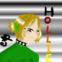 Hollie T DevID by shanneh