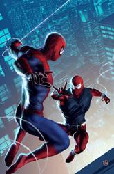 Spider-mans by Rennee
