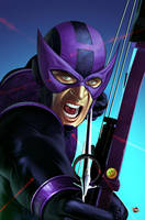 Hawkeye by Rennee