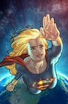 supergirl the return by Rennee