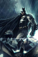 Batman extreme makeover by Rennee