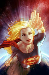 supergirl the return by Rennee2 by Rennee