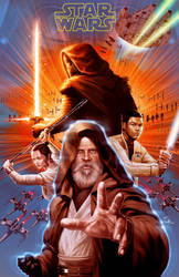 Star Wars by Rennee