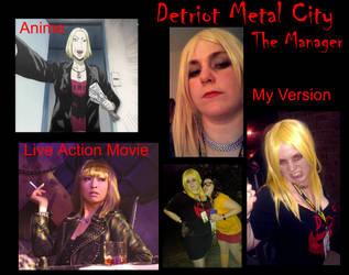 Detroit Metal Ciity by GenieMiller