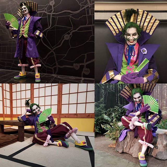 Joker Cosplay Commission by GenieMiller
