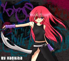I won't die before you by Kaoxita