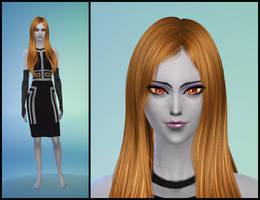 The Sims 4: LoZ Twilight Princess - Midna by Tx-Slade-xT