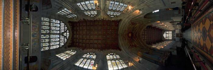 Malvern Priory by amberstudios