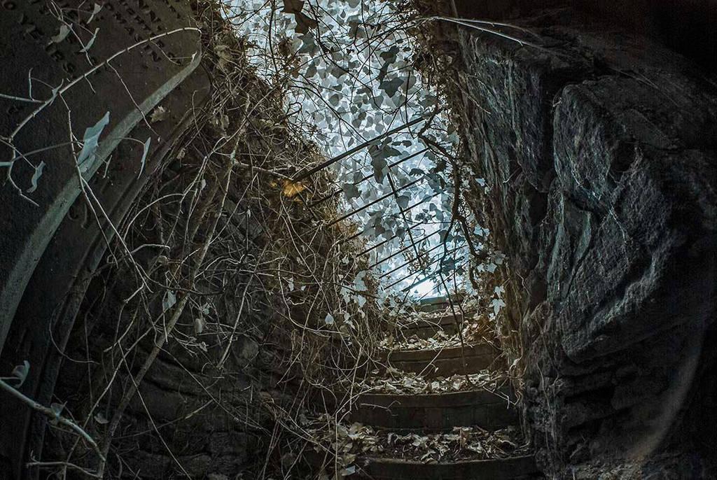Underground by amberstudios