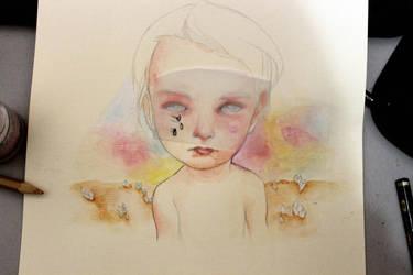 in progress by Baby-Soft