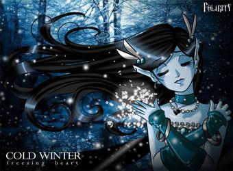 Cold Winter by DivaStudio