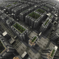 Town - Mandelbulb3D with Parameter by matze2001