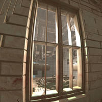 behind the window - MB3D with Parameter by matze2001