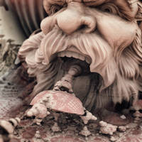 bulbEater - Mandelbulb3D with Parameter + Map by matze2001