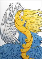 Angel by MiaErrianIrielynn