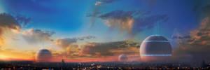 City of the Spheres by MacRebisz