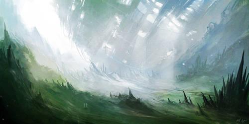 Shipwreck by MacRebisz