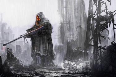 Sniper by MacRebisz
