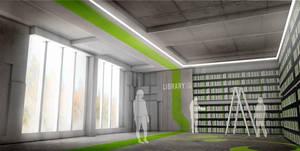 Library by MacRebisz