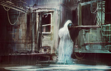 ghost of war by MacRebisz
